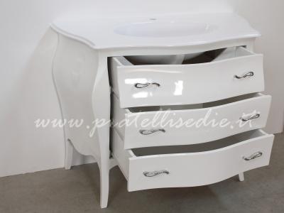 Mobili arredamenti it mobili bagno bombati in stile - Mobili in stile barocco ...