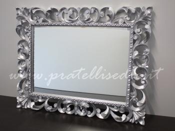 Mobili arredamenti it all posts tagged 39 specchio barocco 39 - Specchio cornice nera barocca ...